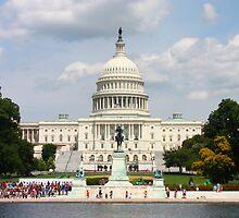 U.S. Capitol Building by Daniel Owens
