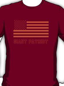 Giant Patriot (On Black) T-Shirt