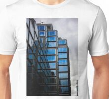 window reflections Unisex T-Shirt