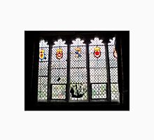 Medieval Window, Ightham Mote Unisex T-Shirt