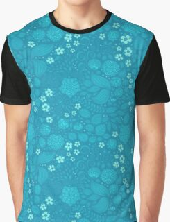 Night Chamomiles 2 Graphic T-Shirt