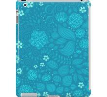 Night Chamomiles 2 iPad Case/Skin