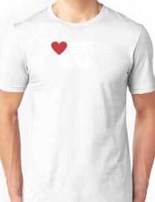 Love Bar Unisex T-Shirt