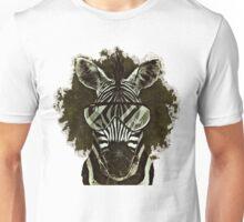 INTELLECTUAL ZEBRA Unisex T-Shirt
