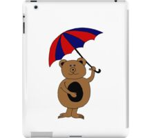 bear 1 iPad Case/Skin