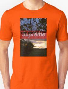 Supreme style Unisex T-Shirt