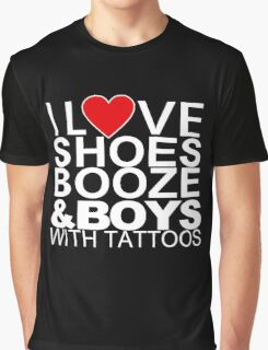 Love Shoes Graphic T-Shirt