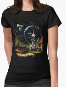 Multiverse Wars Womens Fitted T-Shirt