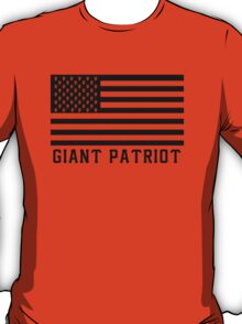 Giant Patriot (On Orange) T-Shirt