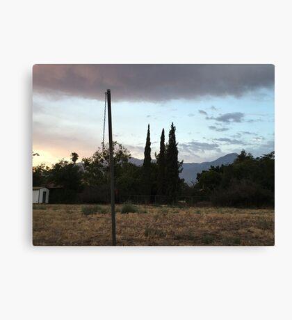 Rancho Cucamonga  Canvas Print