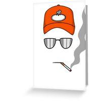 Rusty Shackleford Greeting Card