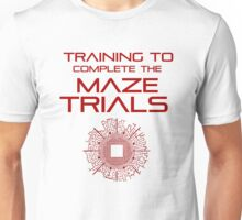 Training - Maze Trials Unisex T-Shirt