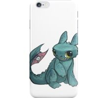 Toothless in Marker iPhone Case/Skin