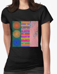ŦℍÎꞨ ӪꞤɆ ȾĨMɆ Womens Fitted T-Shirt
