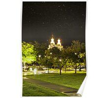 Landmark Nightlight  Poster