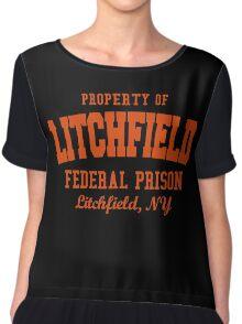 LITCHFIELD Chiffon Top