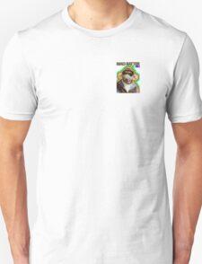 Roland Rat - Sunnies [Rainbow Stroke] Design Unisex T-Shirt