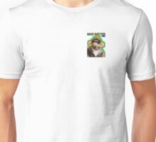 Roland Rat - Sunnies [Rainbow Stroke] Design Unisex T-Shirt