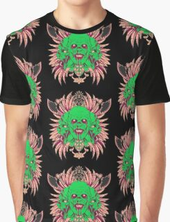 Zombies & Axes Graphic T-Shirt