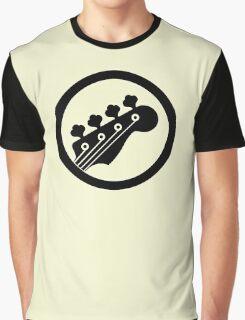 Black Bass Graphic T-Shirt