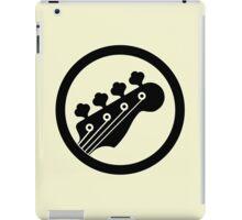 Black Bass iPad Case/Skin