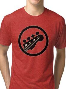 Black Bass Tri-blend T-Shirt