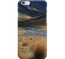 Out of the corner of my eye iPhone Case/Skin