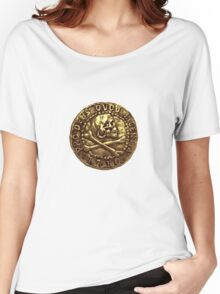 Uncharted 4 Henry Avery's Coin Women's Relaxed Fit T-Shirt