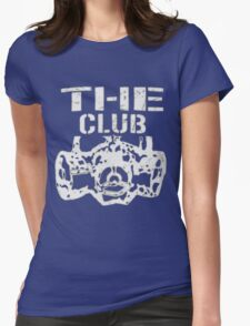 The New Club  Womens Fitted T-Shirt