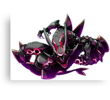 Pokemon : Shiny Rayquaza FanArt Canvas Print