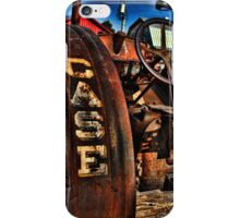 Case Antiquated Tractor iPhone Case/Skin
