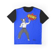 PAW POW - Kungfu Dog Graphic T-Shirt