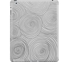 Spiral Pattern iPad Case/Skin