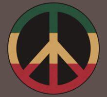 Reggae peace One Piece - Short Sleeve
