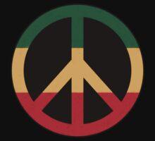 Reggae peace Kids Tee