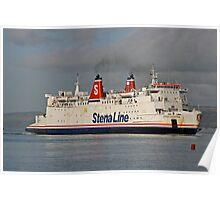 Stena Line Poster