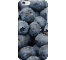 Bundles of blueberries iPhone Case/Skin