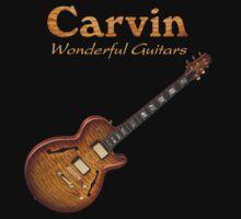 Carvin Wonderful Guitars Baby Tee