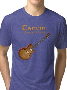 Carvin Wonderful Guitars Tri-blend T-Shirt