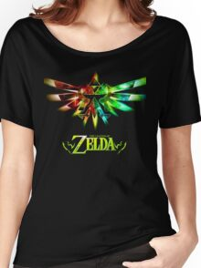 zelda Women's Relaxed Fit T-Shirt