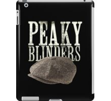 peaky blinders iPad Case/Skin