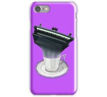 Grand Piano - Musical Cup of Tea iPhone Case/Skin
