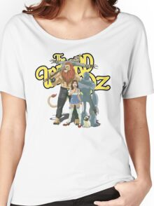 Mike Rayner's Wizard of OZ Women's Relaxed Fit T-Shirt