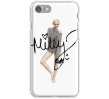 Miley Cyrus + Signature iPhone Case/Skin
