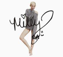 Miley Cyrus + Signature T-Shirt
