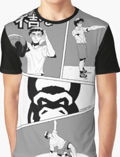 New Style Swing and Get Up Training T Graphic T-Shirt