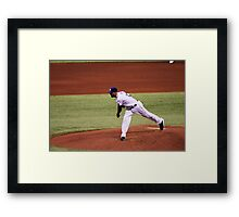 David Price Framed Print