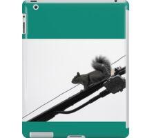 Wire Walker iPad Case/Skin