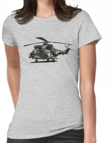 Puma Helicopter Womens Fitted T-Shirt
