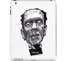 let's be Frank iPad Case/Skin